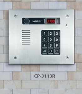 Panel  cyfrowy CP-3113R INOX