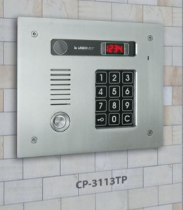 Panel  cyfrowy CP-3113TP INOX